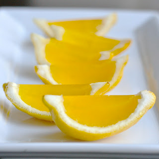 is for: Lemon Meringue & Arnold Palmer Jello Shots