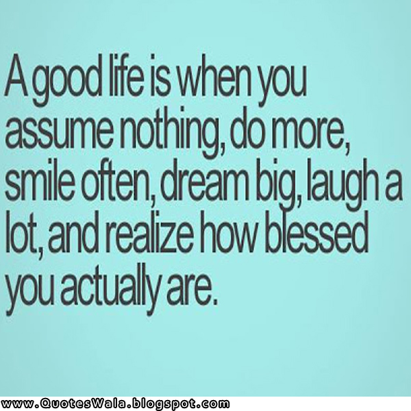 funny life is good quotes