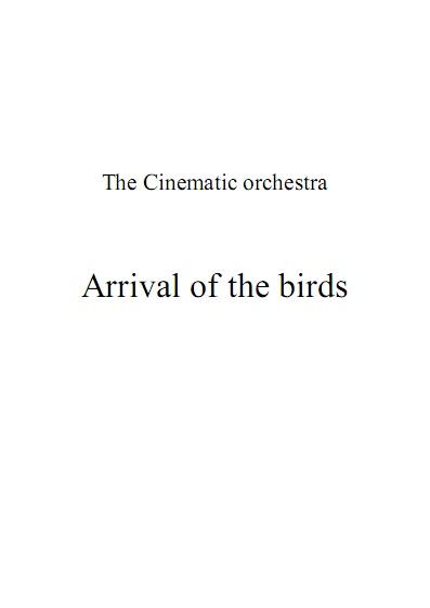 The Cinematic Orchestra - Listen on Deezer - Music