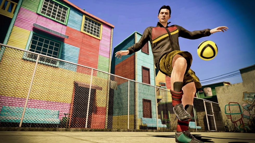 free download fifa street 2 for pc
