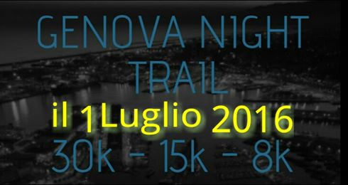 Genova night Trail