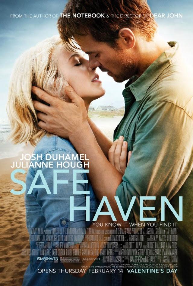 La película Safe Haven (Un lugar donde refugiarse)