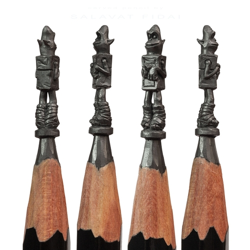 13-Fish-from-the-Boxtrolls-Salavat-Fidai-Салават-Фидаи-Architectural-Movie-Pencil-Sculpture-Carving-www-designstack-co