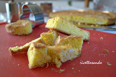 pasta genovese o pan di spagna