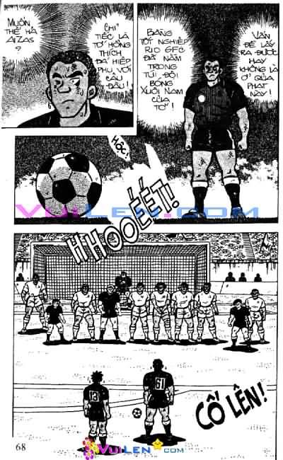 Jindodinho - Đường Dẫn Đến Khung Thành III Tập 29 page 68 Congtruyen24h