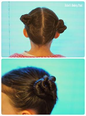 kręcenie włosów