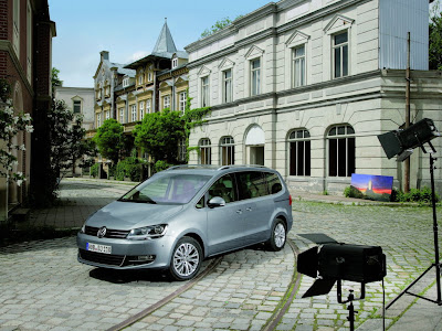 2011 Volkswagen Sharan Wallpaper