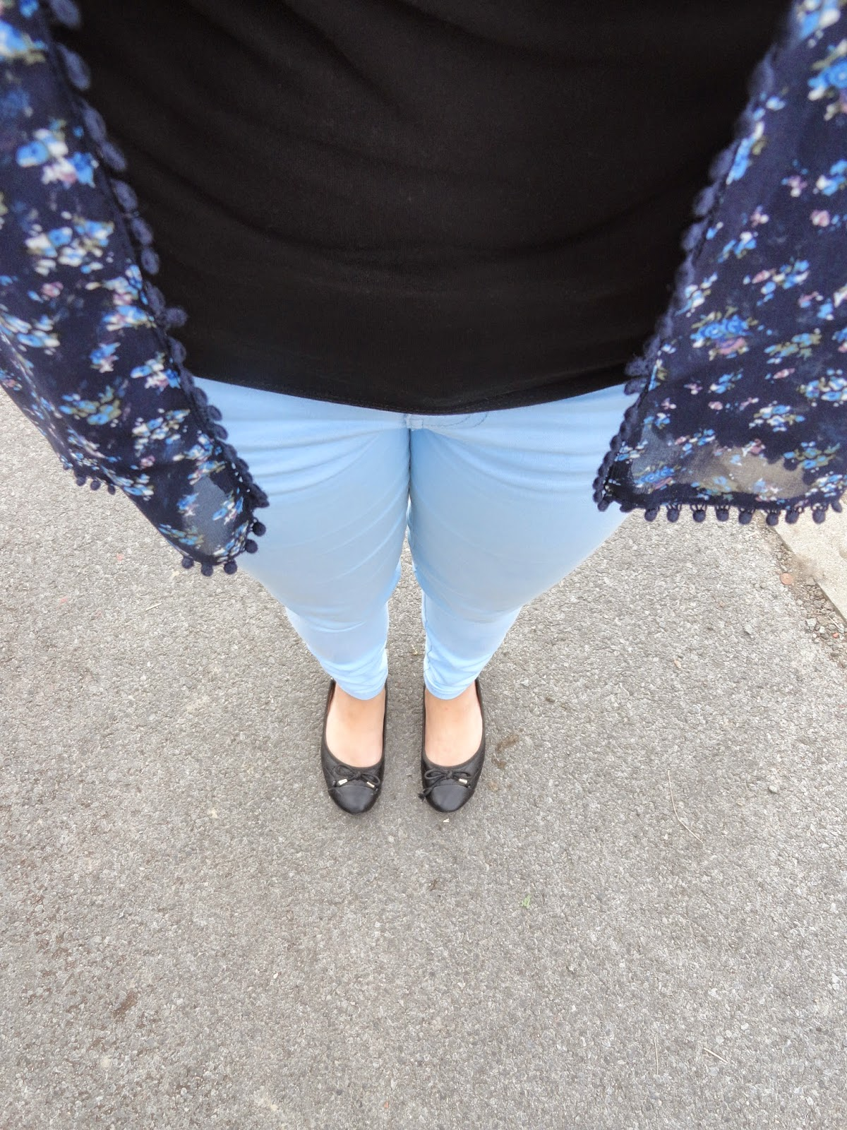 Clothes & Dreams: OOTD: Finally a kimono!: from where I stand