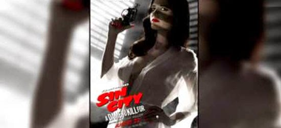 Coisas proibidas nos EUA - Poster Filme Sin City