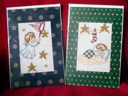 ideas de tarjetas de navidad hechas a mano lindos modelos navidad de deseos
