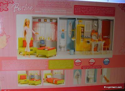 TROEDELMARKT-Barbie Haus