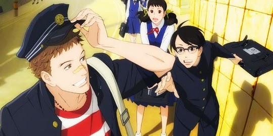 Actu Japanime, Japanime, J-One, Kids on the Slope, Studio Mappa, Yuki Kodama, Shinichiro Watanabe,