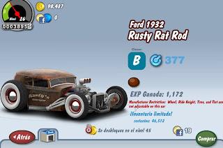 Ford 1932 Rusty Rat Rod