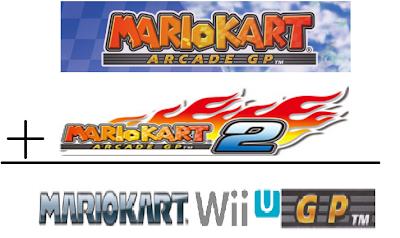 Mario Kart Arcade games on Wii U