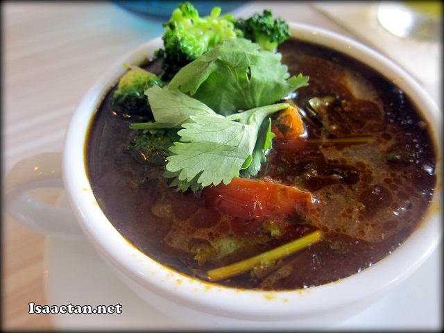 Toma Yam Soup