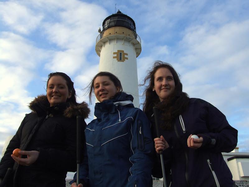 Fair Isle: Norwegian Girls - Birds - Sports Relief - Tidepooling