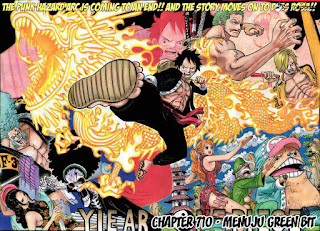 One Piece Chapter 710 711 Bahasa Indonesia