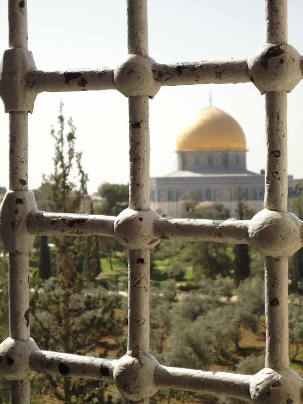 Jerusalén: Mezquita de Al Aqsa