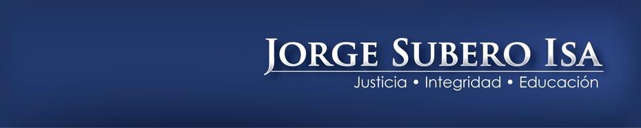 Jorge Subero Isa