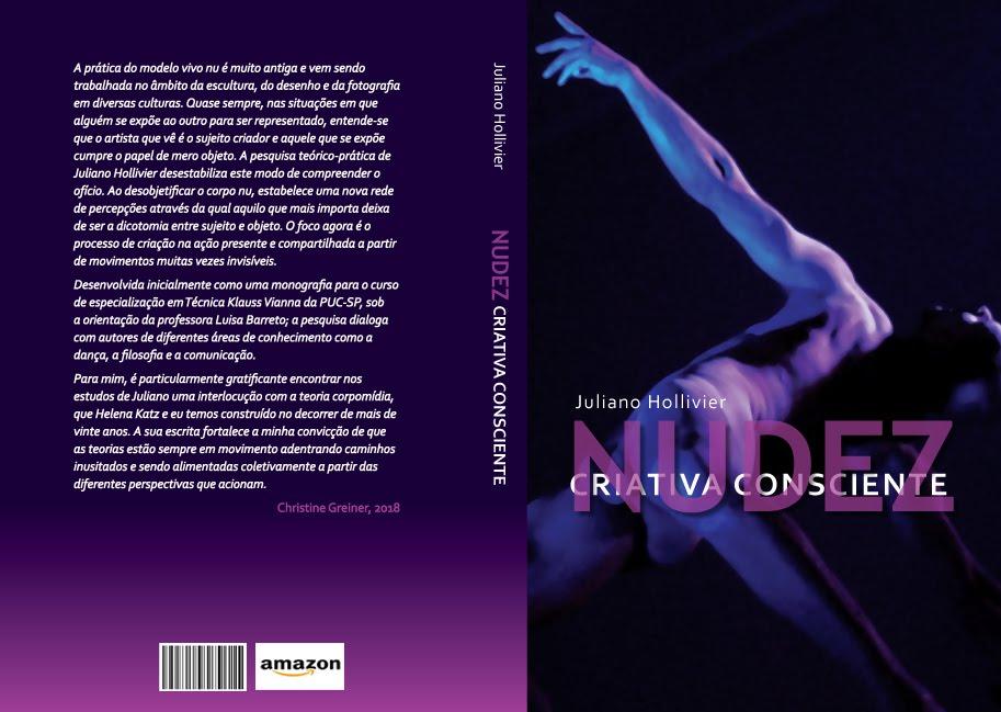 Livro: NUDEZ CRIATIVA CONSCIENTE