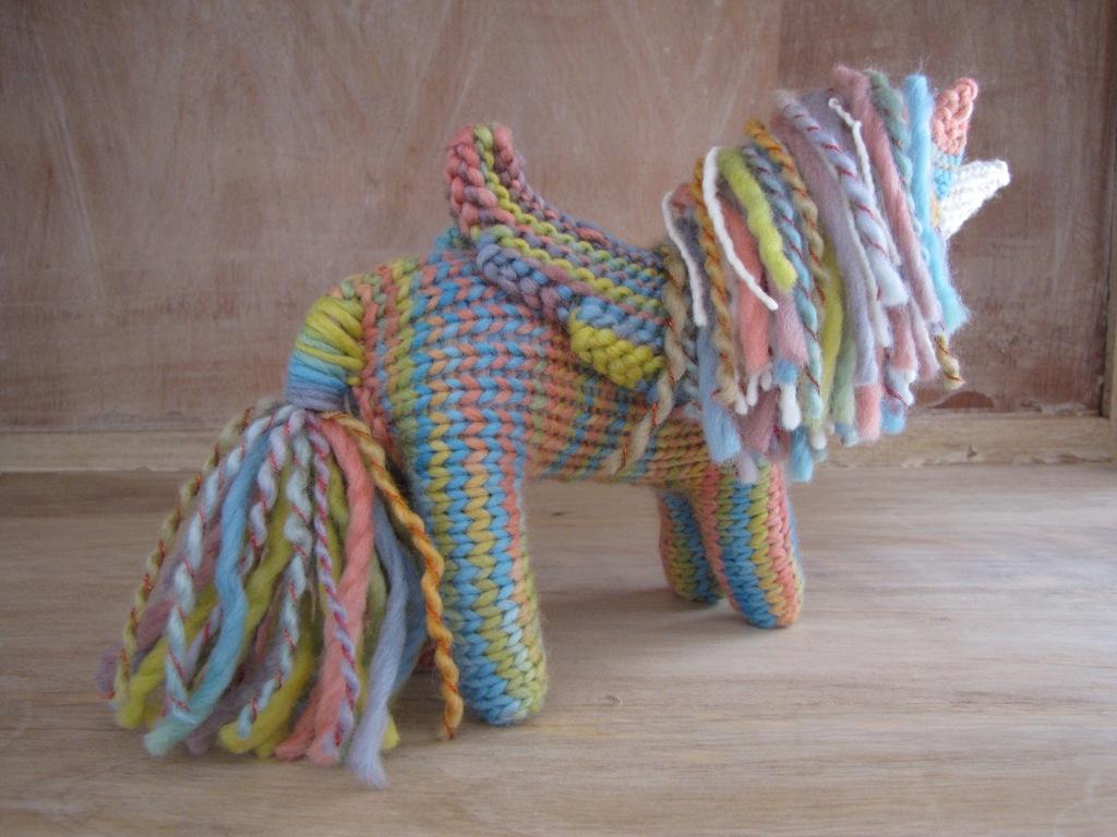 Knit Unicorn Horn Pattern : Mamma earth pegasus unicorn pattern giveaway natural
