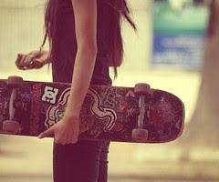 Skate girl ☺