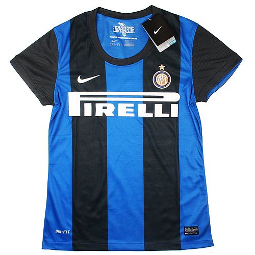Ladies Jersey Inter Milan Home 12/13