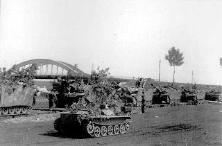 Sd.Kfz. 301 - Schwere Ladungsträger B-IV Ausf. C Funklenkpanzer, Powstanie Warszawskie