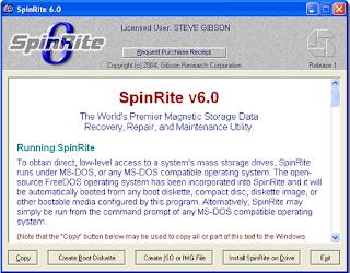 SpinRite 6.0