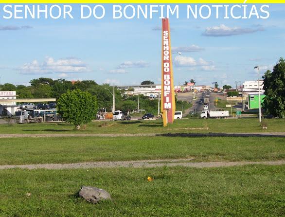 SENHOR  DO  BONFIM  NOTICÍAS