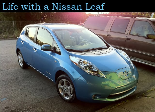 Life with a Nissan Leaf