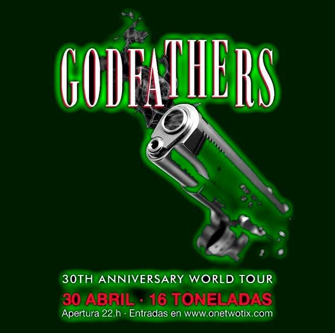 GODFATHERS (16 Toneladas, 30-4-15)