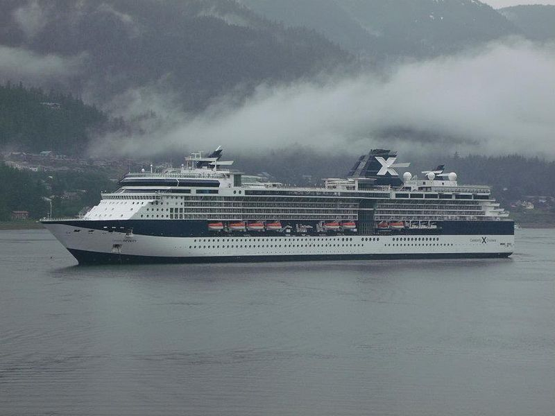 Infinity to Alaska REVIEW AND PHOTOS - Celebrity Cruises ...