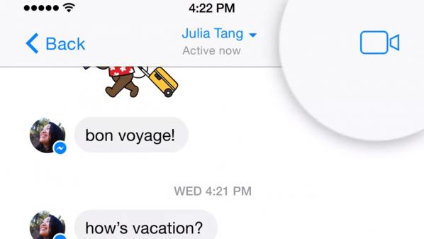 """أعلن عملاق التواصل الاجتماعي فيس بوك اليوم الأربعاء عن إتاحة خدمة مكالمات الفيديو لتطبيق التراسل الفوري التابع لها، """" Messenger"""" لجميع دول العالم."""