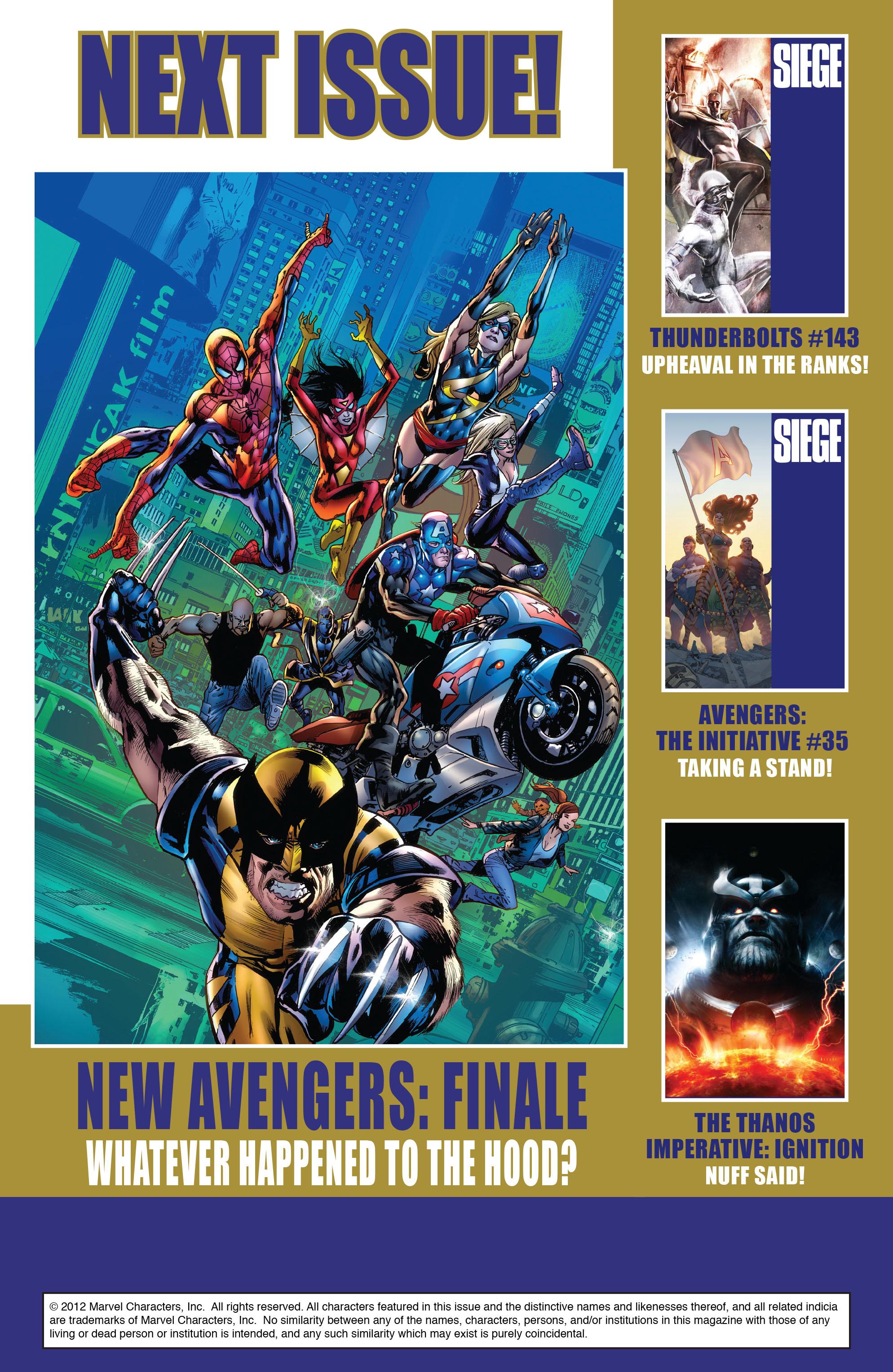 New Avengers (2005) chap 64 pic 21