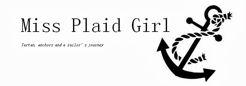 Miss Plaid Girl