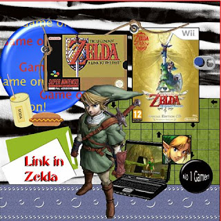 page 6..Link in Zelda..made by MM