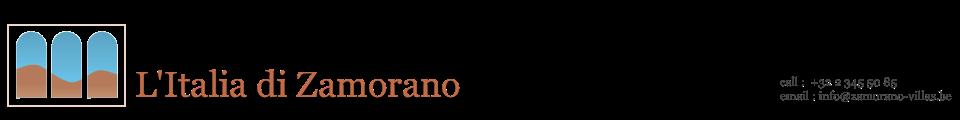 L'Italia di Zamorano