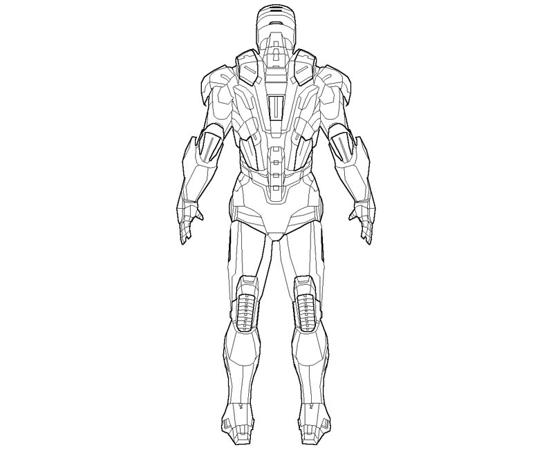 lego iron man coloring pages - photo #36