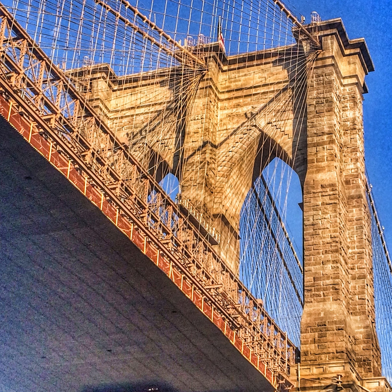 Brooklyn Bridge, #brooklynbridge #nyc 2014