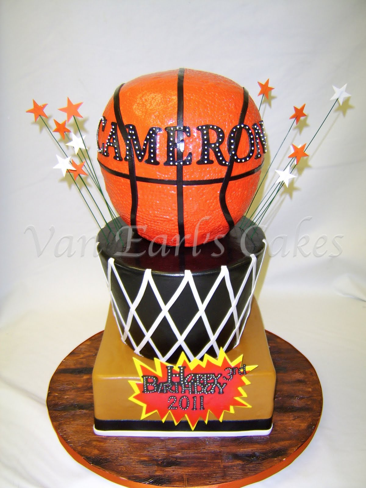 Basketball Birthday Cake Images Perfectend for