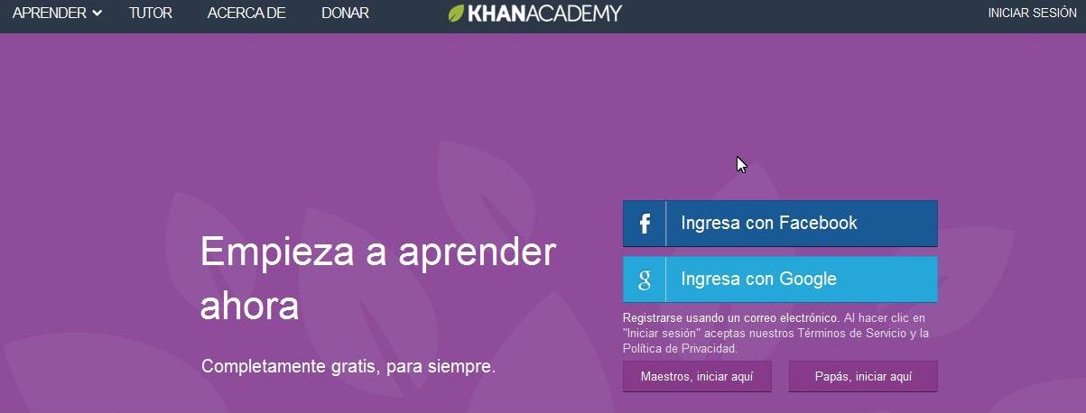 Academia Khan