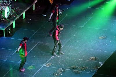Justin Bieber Acer Arena