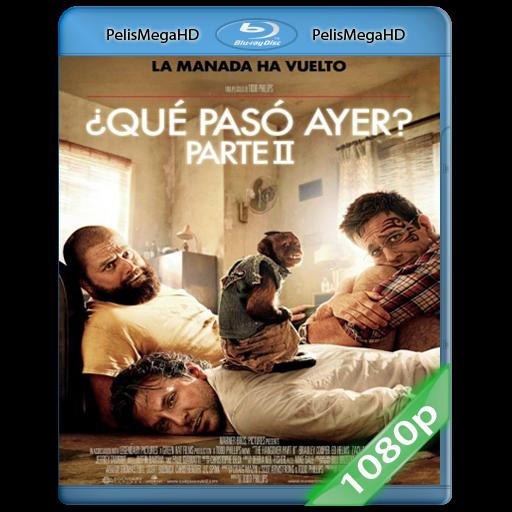 ¿Que Paso Ayer? Parte II (2011) 1080P HD MKV ESPAÑOL LATINO