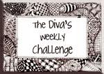 wekelijkse zentangle uitdaging