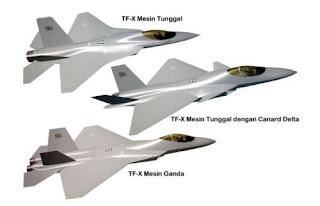 3 Desain TF-X Turki