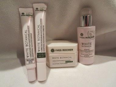 Yves Rocher White Botanical