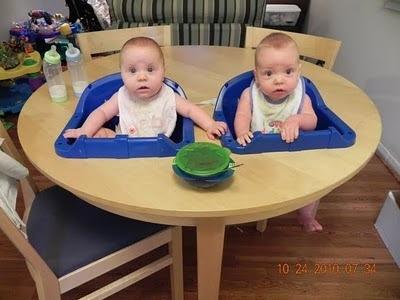 Mesa para bebés