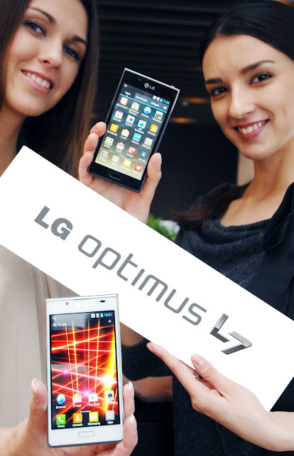 LG Optimus L7 P700 P705 release launch