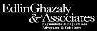 Jawatan Kerja Kosong Edlin Ghazaly & Associates logo
